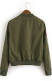 Trendy-Road-Style-Shop-Online-Woman-Fashion-Street-jacket-patches-zipper-pockets-o-neck-army-green