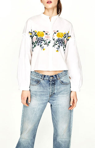 Trendy-Road-Style-Shop-Online-Woman-Fashion-Street-blouse-flower-embroidery-loose-long-sleeve-white