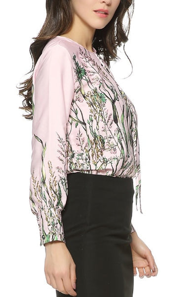 Trendy-Road-Style-Shop-Online-Woman-Fashion-Street-bodysuite-long-sleeve-oneck-tie-pink