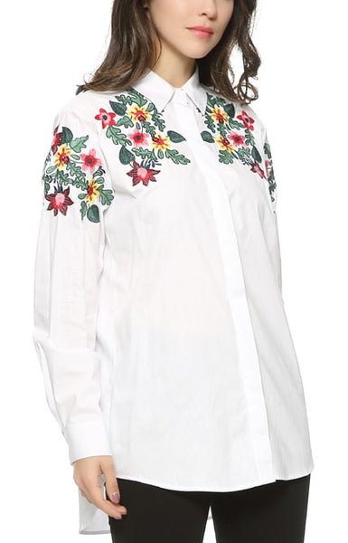 Trendy-Road-Style-Shop-Online-Woman-Fashion-Street-shirt-blouse-cotton-white-floral-embroidery