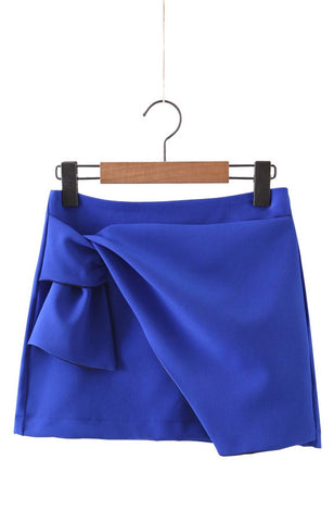 Trendy-Road-Style-Shop-Online-Woman-Fashion-Street-skirt-bow-tie-short-mini-blue