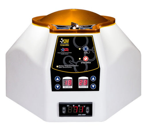 Portable Heated Centrifuge
