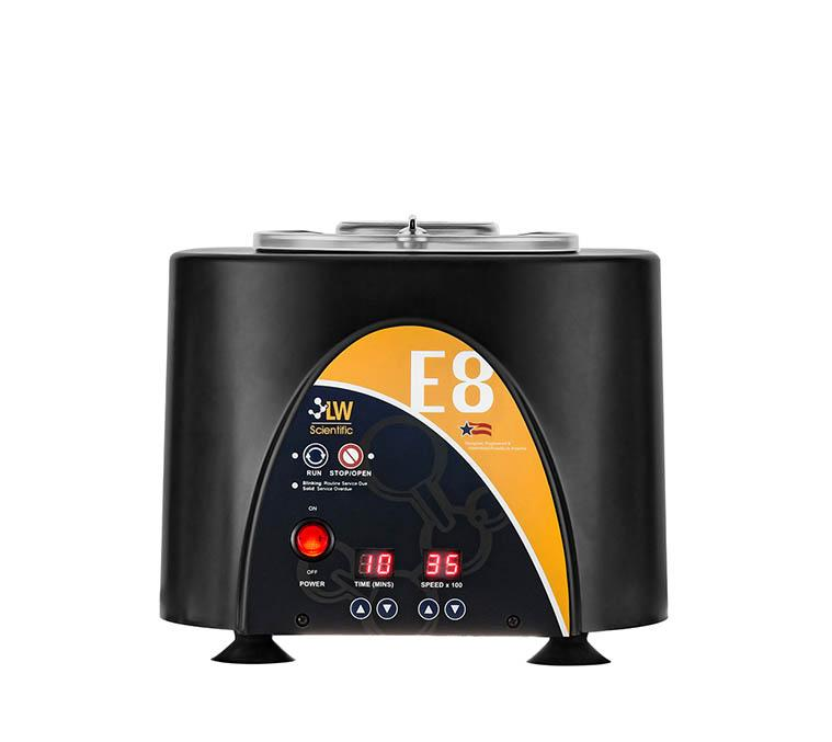 Refurbished E8 Centrifuge: 8-Place Angled