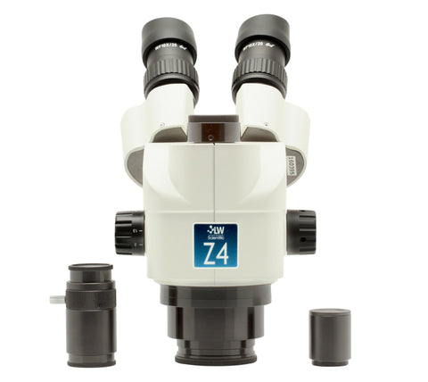 Z4 Trinocular Head (no eyepieces)