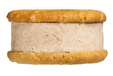 Cinnamax Ice Cream Sandwich