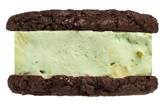Luigi - Ice Cream Sandwich