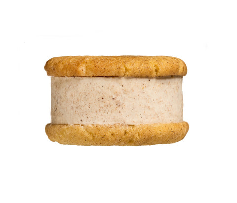 Mini Cinnamax Ice Cream Sandwich