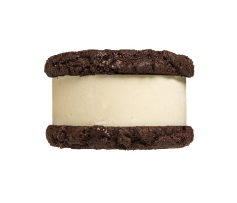 Mini Thick Mint Ice Cream Sandwich