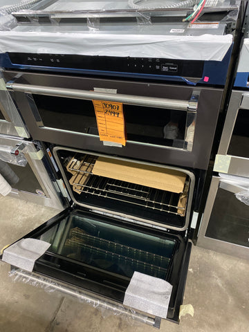 KITCHENAID NEW DOUBLE OVEN STAINLESS STEEL $2,499. #30907