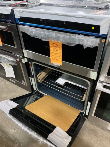"WHIRLPOOL DOUBLE OVEN 30"" STAINLESS STEEL NEW DOUBLE OVEN $1,999. #30919"