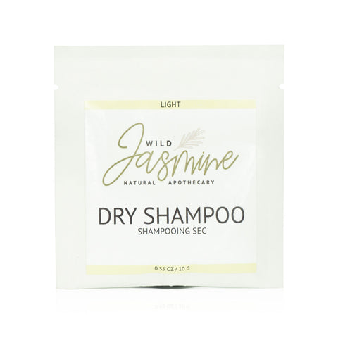 Dry Shampoo Sample - Light