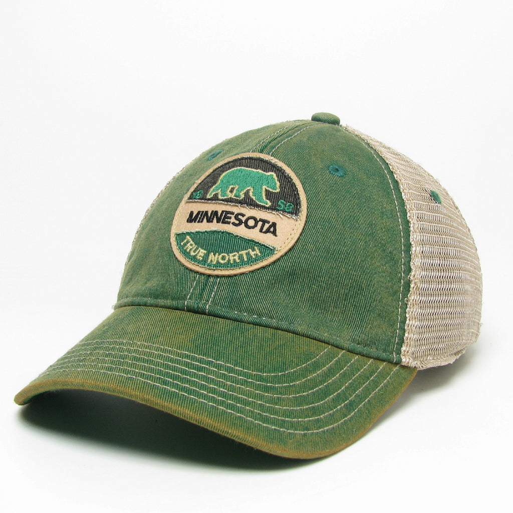 Bear Minnesota Hat