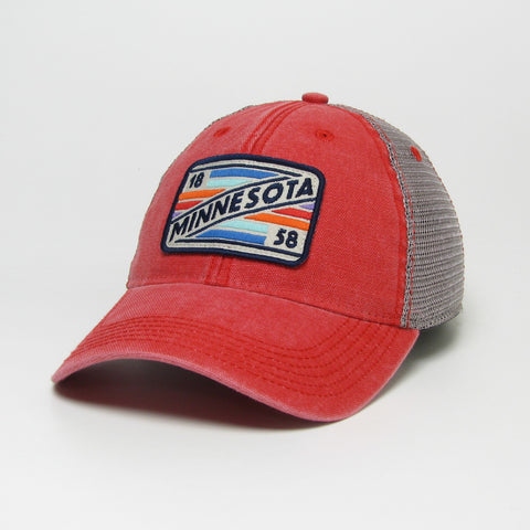 Retro Minnesota Hat