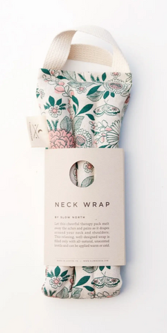 Neck and Eye Therapy Packs