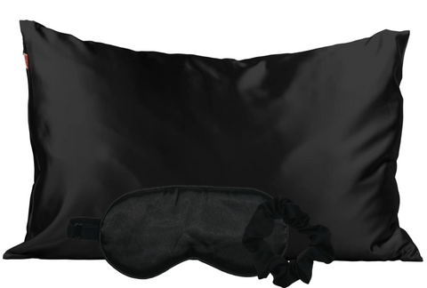 Satin Eye Mask/Pillowcase