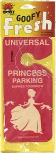 Princess Car Air Freshener