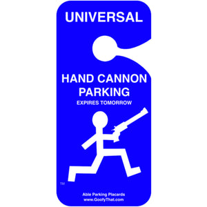Hand Cannon Parking