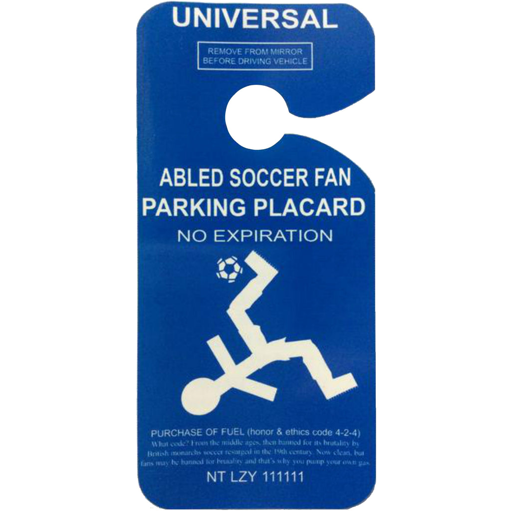Soccer Fan Parking