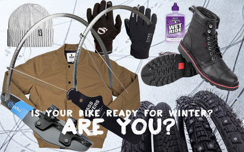 Don't be a couch potato, keep riding this winter with 5 easy steps