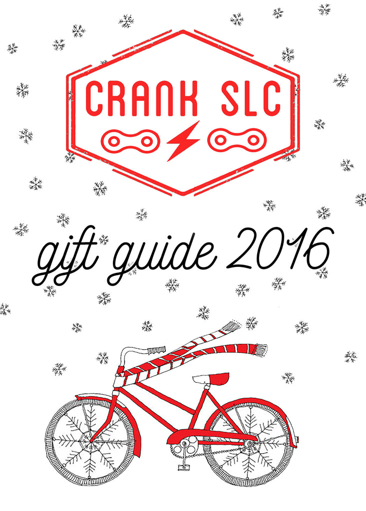 Crank SLC's Gift Guide 2016
