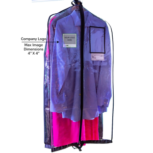 Reusable Garment Bag with your Logo