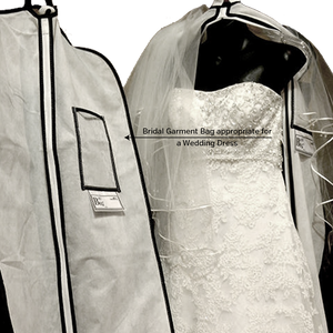 PREORDER Bridal/Travel/Clergy Garment Bag