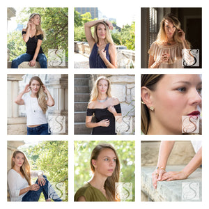Chateau Belleview Photoshoot - Marketing Image Pack (9 Images)
