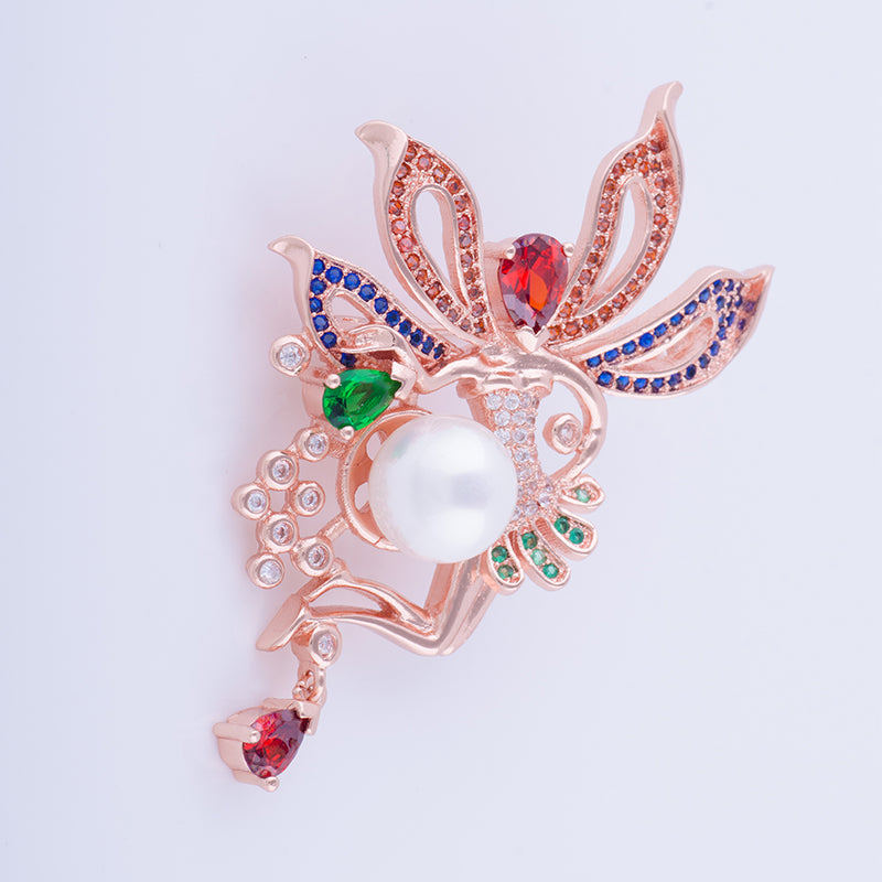 RGP Ballerina Brooch or Saree Pin