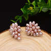 Natural Pearl Sterling SIlver Studs / Earrings