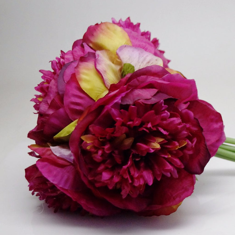 5 Pcs  Artificial Flowers - Enumu