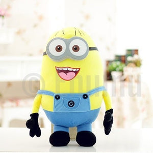 Smiling Minion Soft Toy 30 cms or 12 inchs - Enumu