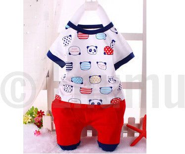 T Shirt Pant set ( 0 -2 Years) - Enumu