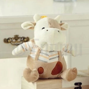 Brown Cow Soft Toy - 30 cms or 12 inches - Enumu