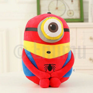 Spider Man Minion 23 cms or 9 inches Despicable Me - Enumu