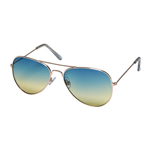 Aviator Fade Blue Green