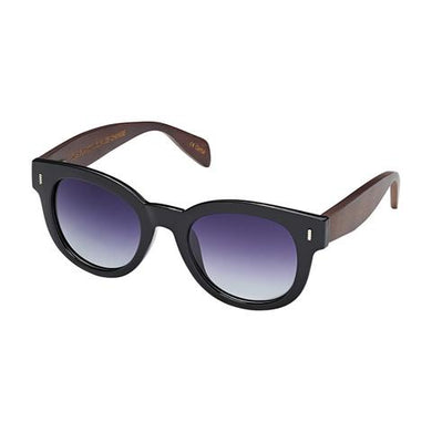 Clarita Black / Gradient Smoke Lens