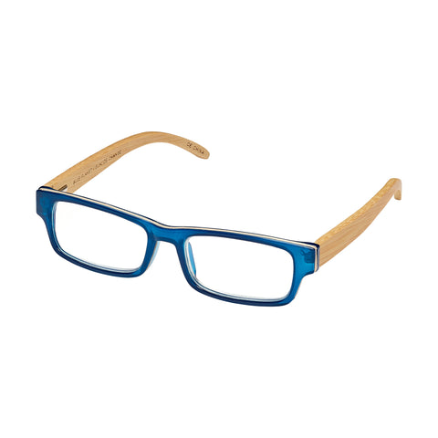 Naturalist Reader Blue