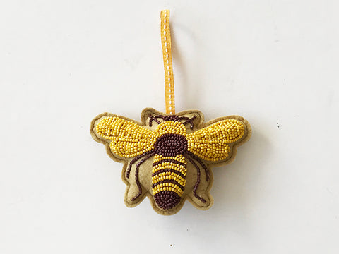 Decoration Bee Beaded
