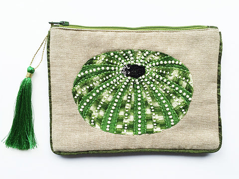 Kina Shell Pouch