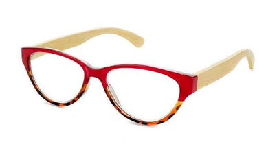Lucia Reader Red/Tort