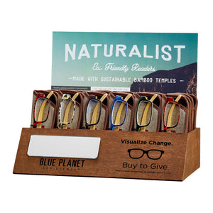 Naturalist Reader Black