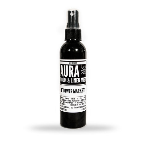 AURA Room & Linen Mist - Spring & Summer Collections