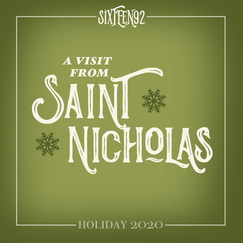 Holiday 2020 - A Visit From Saint Nicholas