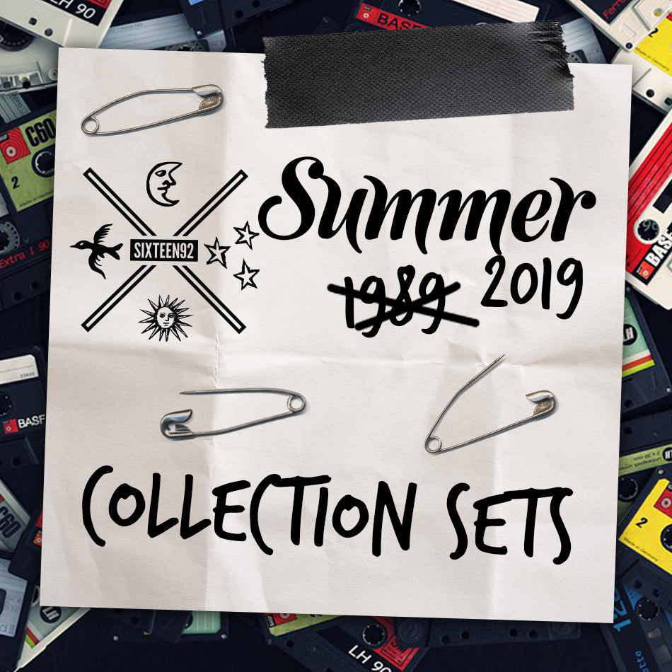 Summer 2019 Collection Sets