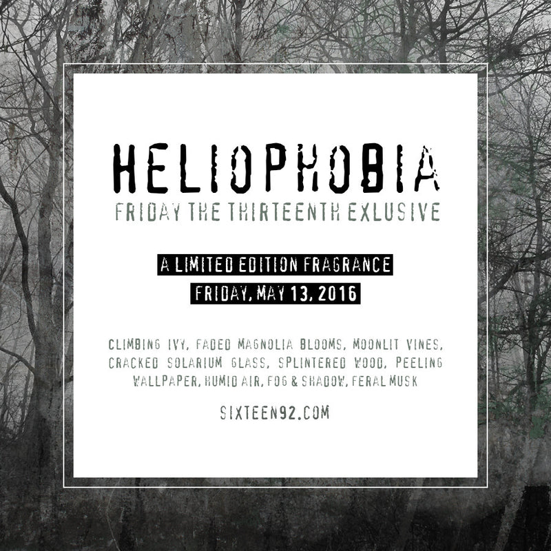Heliophobia - Friday the 13th Exclusive