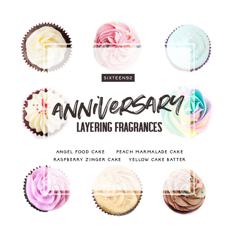 Anniversary 2020 Layering Fragrances
