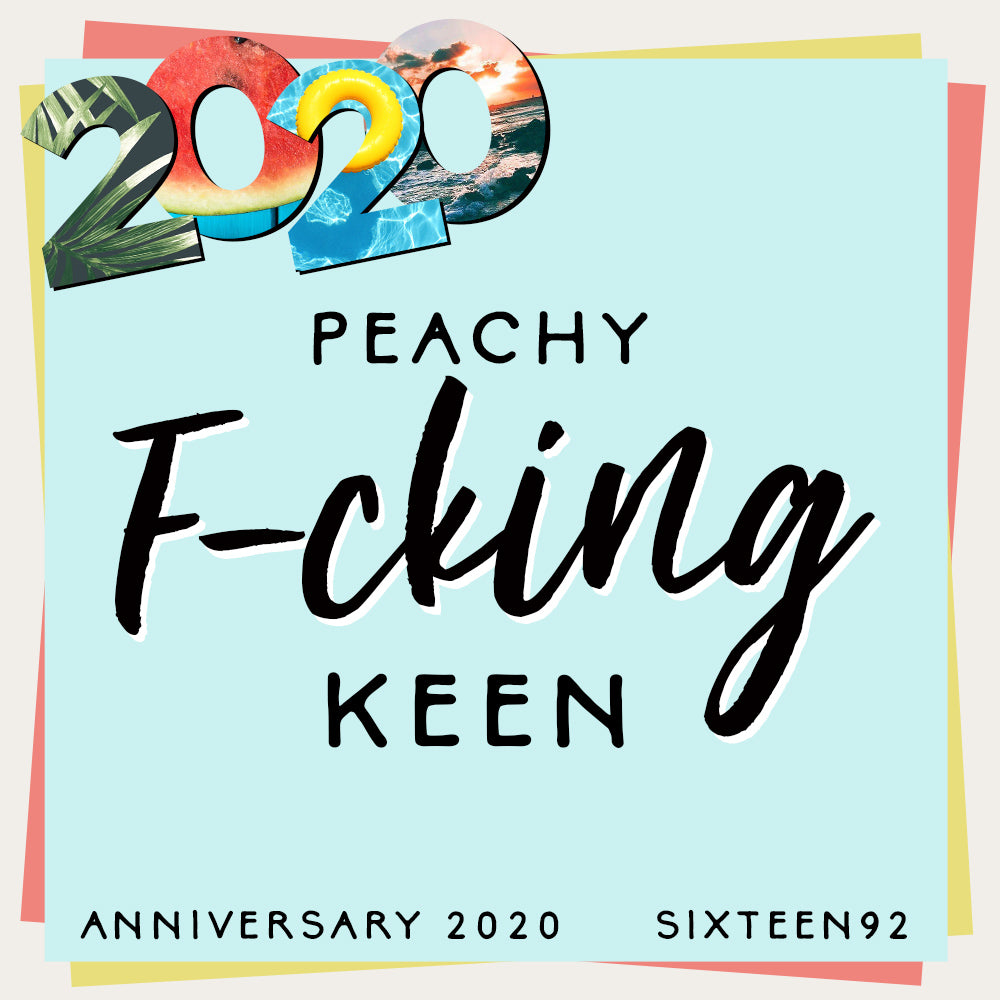 Peachy F-cking Keen - RESURRECTION Pre-Order