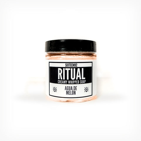 RITUAL Whipped Soap - Aguas Frescas Collection