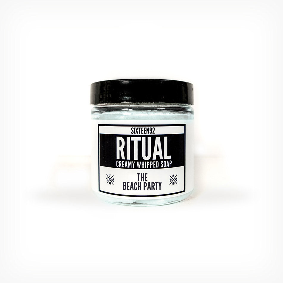 RITUAL Whipped Soap - Anniversary 2019
