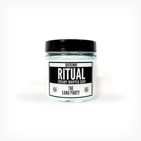 RITUAL Whipped Soap - Anniversary 2017 Collection